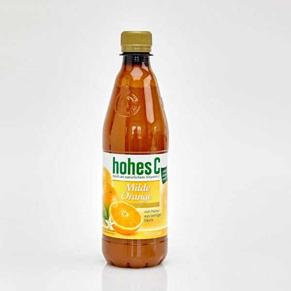 Hohes C Milde Orange (0,5 l)