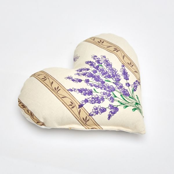 """Kuschelherz """"Lavendel"""""""