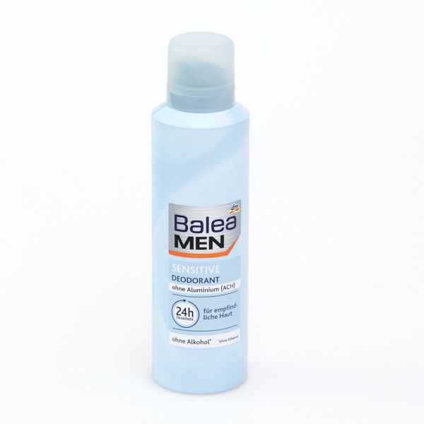 Deo Spray Deodorant Sensitive Balea Men