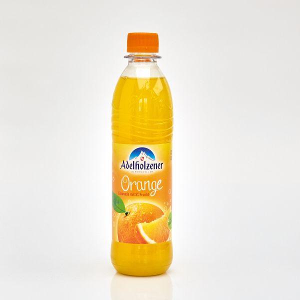 Adelholzener Orangenlimonade (0,5 l PET)