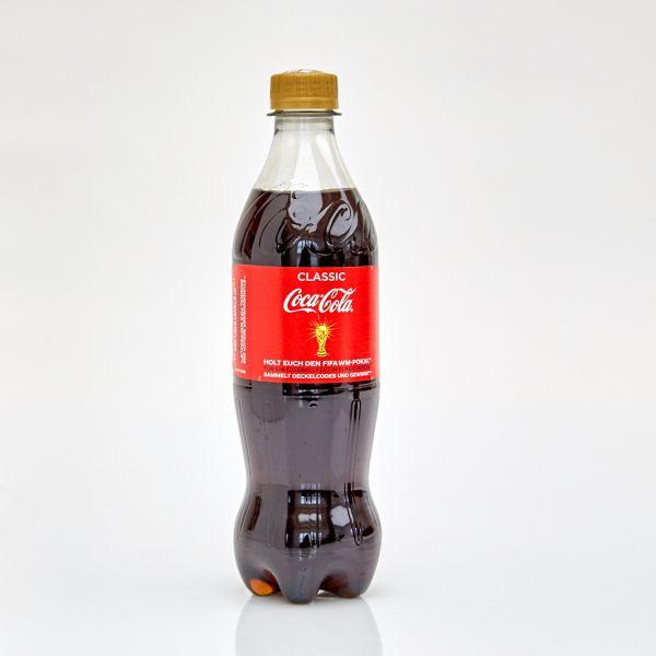 Coca Cola (0,5 l PET)