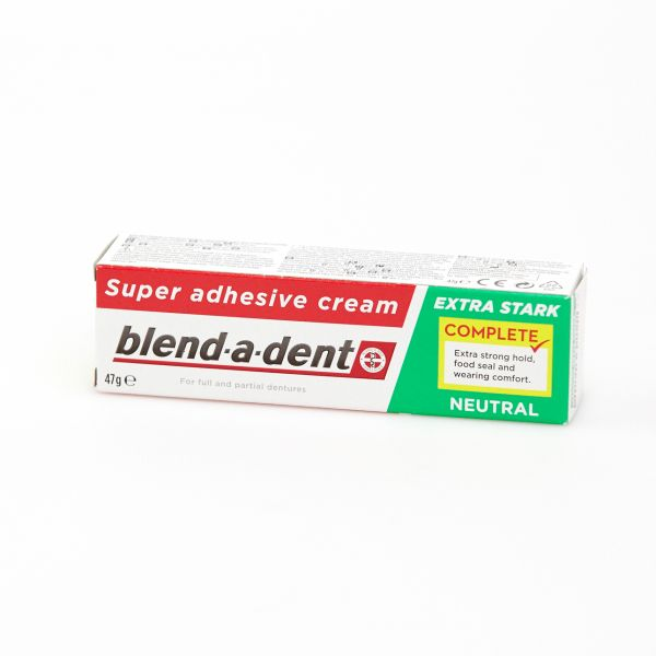 Blend a Dent Haftcreme Complete Extra Stark Neutral