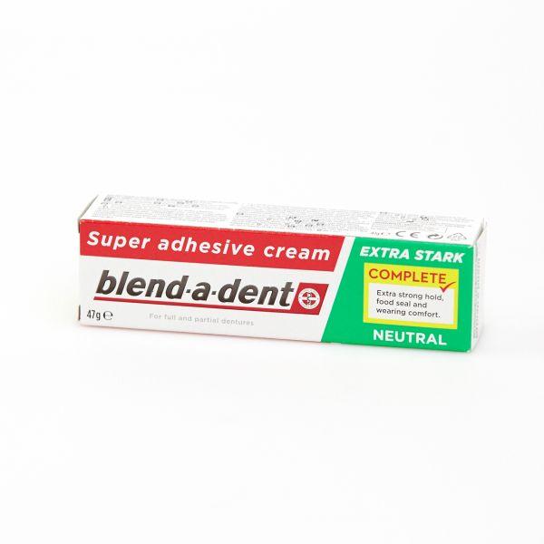 Blend a Dent Haftcreme Complete Extra Stark Neutral