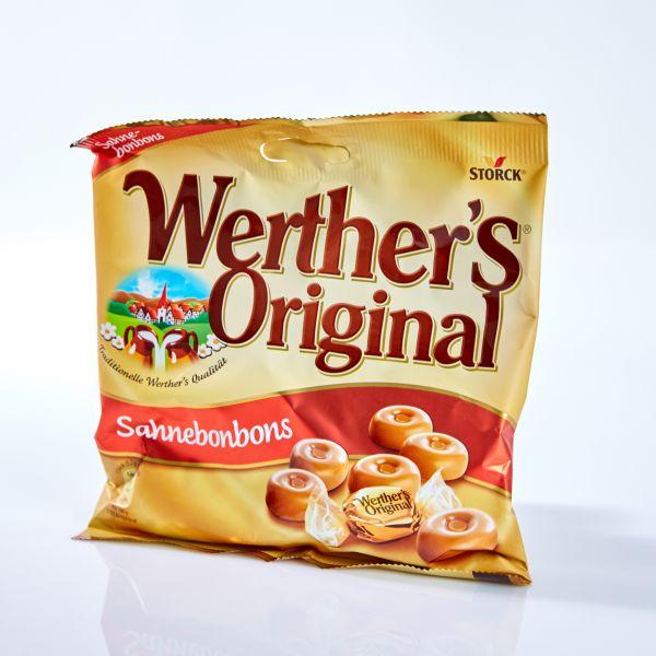 Werther's Original Klassische Sahnebonbons 120 g