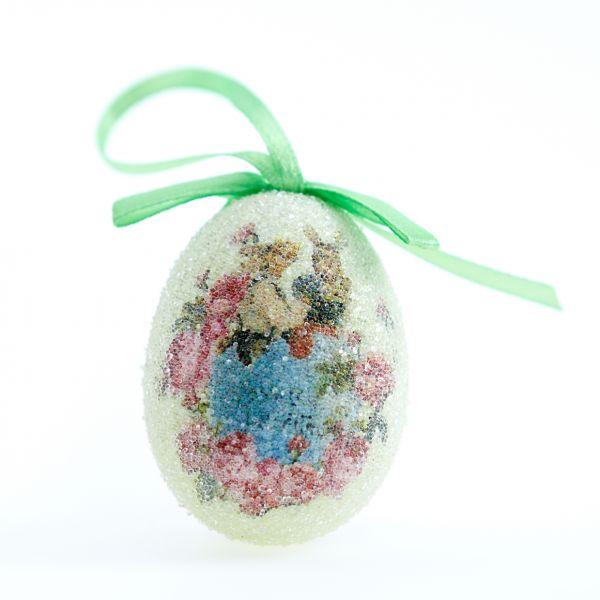 """Ostereier """"Easter Greetings"""" klein"""