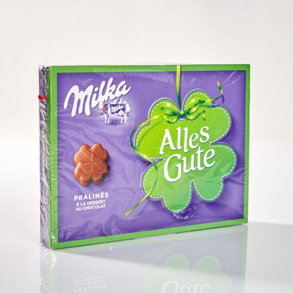 "Milka Pralinés ""Alles Gute"" 110 g"