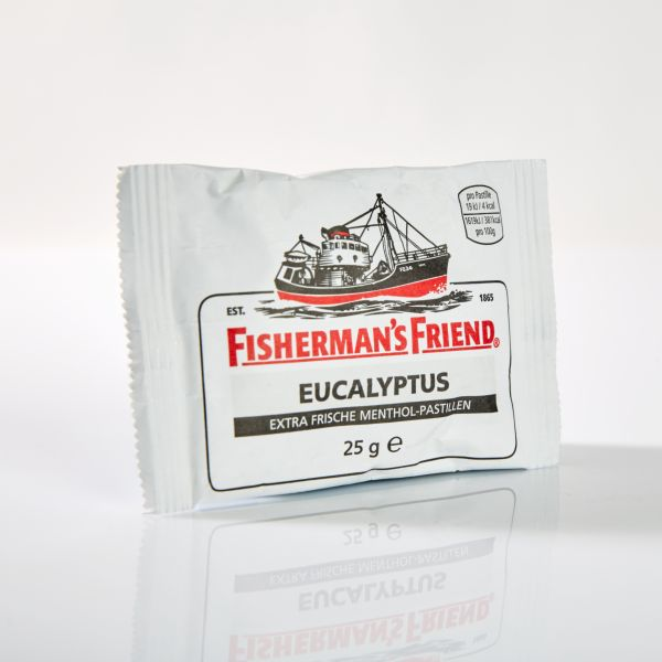 Fisherman's Friend Eukalyptus 25 g