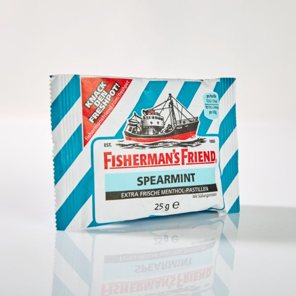 Fisherman's Friend Spearmint 25 g