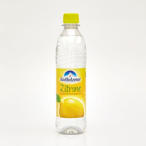 Adelholzener Zitronenlimonade (0,5 l PET)