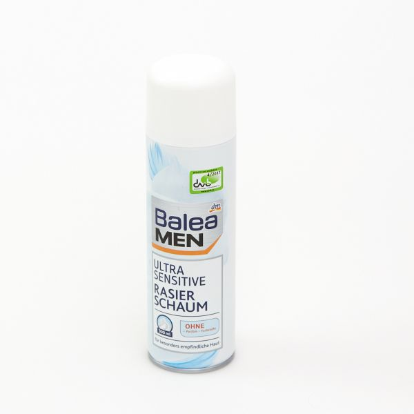 Rasierschaum Ultra Sensitive Balea