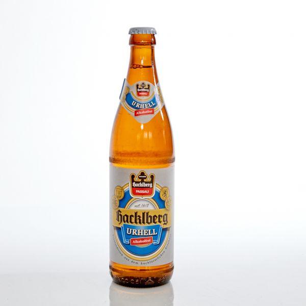 Hacklberg Urhell Alkoholfrei (0,5 l)