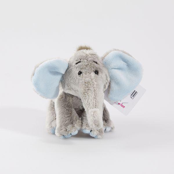 """Elefant """"Sugar"""" hellblau"""