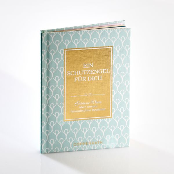 """Geschenkbuch """"Goldene Worte No. 1: Ein Schutzengel für dich"""""""