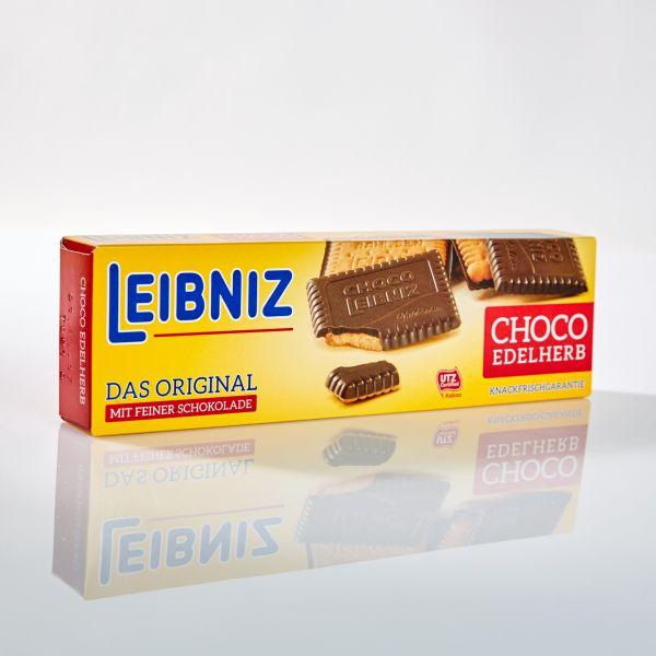 Leibniz Butterkeks Choco Edelherb 125 g