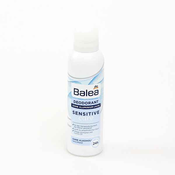 Balea Deo Spray Deodorant Sensitive Care