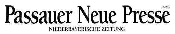 Passauer neue Presse - Samstagsausgabe