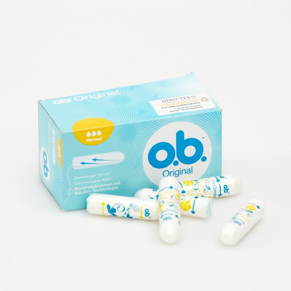 O.B. Tampons Original Normal, 32 St