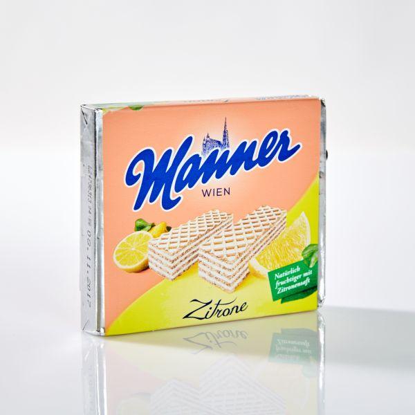 Manner Schnitten Zitrone 75 g