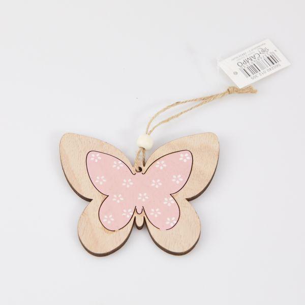 """Holzanhänger """"Butterflies"""""""